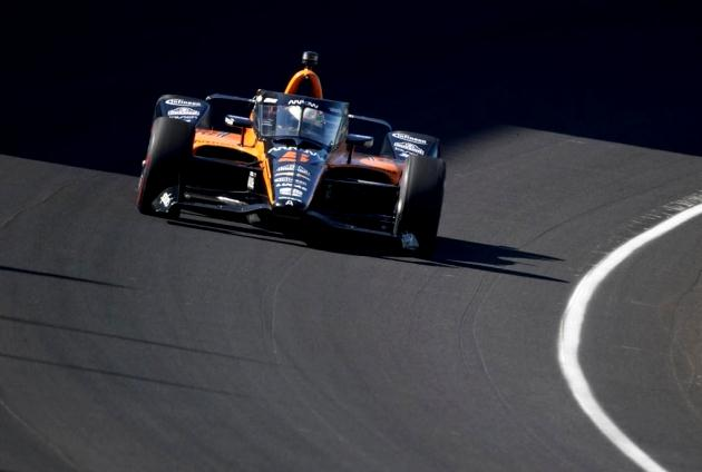 Patricio O'Ward con Arrow McLaren SP es tercero en Madison