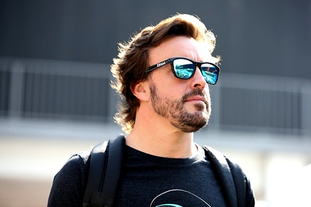 Accidente de Alonso en el día 2 previo a la qualy de Indianápolis